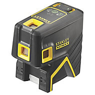 Stanley FatMax 10m 5 spot & cross Laser level