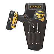 Stanley Buffalo Leather Drill Holster