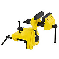 Stanley 75mm Multi-angle vice