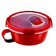 Curver Smart Red Soup cup