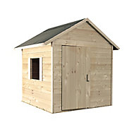 Lilas Wooden Playhouse