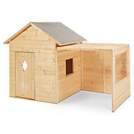 Mimosa Wooden Playhouse