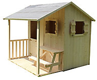 Soulet Wakame Wooden Playhouse