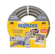 Hozelock Ultramax Traditional Hose pipe (L)25 m