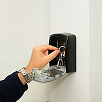Master Lock Combination Key access safe
