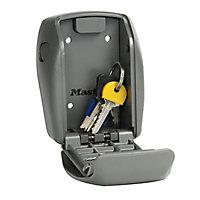 Master Lock 4 digit Combination Key safe