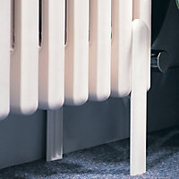 Acova Column radiator floor support (H)100mm (W)100mm