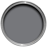 Colours Durable Grey slate Matt Emulsion paint 2.5L