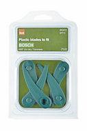 B&Q BQ231 Trimmer blade, Pack of 5