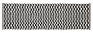 Colours Haillie Geometric Black & white Runner (L)2m (W)0.6m
