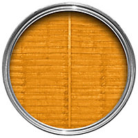 Colours Timbercare Golden chestnut Fence & shed Wood stain, 9L