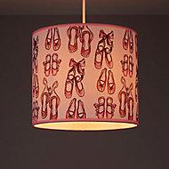 Kids Colours Ballet Shoes Cream & pink Light shade (D)250mm