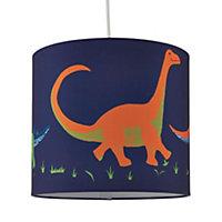 Kids Colours Dinosaur Multicolour Light shade (D)250mm