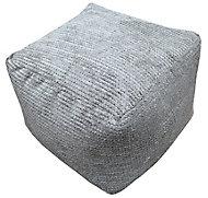 Primeur Bubble Plain Bean bag cube, Mink