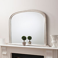 Colours Thorne Painted Arch Framed Mirror (H)1190mm (W)940mm