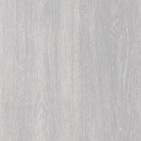 Colours Isalenia White Wood effect Vinyl flooring, 4m²
