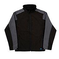 Rigour Black Waterproof jacket XXXX Large