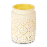Tropical mango Jar candle