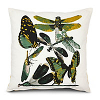 Dragonfly Multicolour Cushion