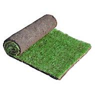 Lawn turf (W)610mm (L)1370mm, Pack of 70