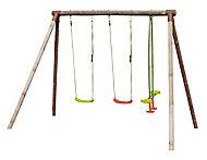 Marco Wooden Swing set