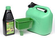 Lawnmower start up kit