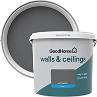GoodHome Walls & ceilings Princeton Matt Emulsion paint 5L