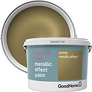 GoodHome Feature wall Coachella Metallic effect Emulsion paint, 2L