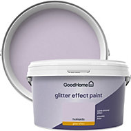 GoodHome Feature wall Hokkaido Glitter effect Emulsion paint 2L