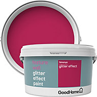 GoodHome Feature wall Himonya Glitter effect Emulsion paint, 2L