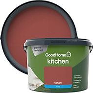 GoodHome Kitchen Fulham Matt Emulsion paint 2.5L