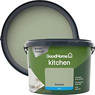 GoodHome Kitchen Limerick Matt Emulsion paint 2.5L