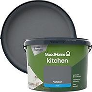 GoodHome Kitchen Hamilton Matt Emulsion paint 2.5L