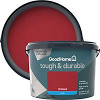 GoodHome Durable Chelsea Matt Emulsion paint 2.5L