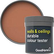 GoodHome Durable Pimlico Matt Emulsion paint 0.05L Tester pot