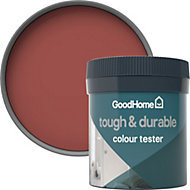 GoodHome Durable Fulhan Matt Emulsion paint 0.05L Tester pot
