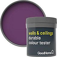 GoodHome Durable Shizuoka Matt Emulsion paint, 0.05L Tester pot