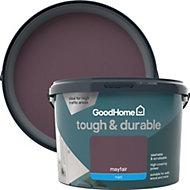 GoodHome Durable Mayfair Matt Emulsion paint 2.5L