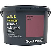 GoodHome Durable Magome Matt Emulsion paint, 2.5L
