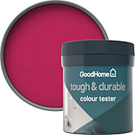 GoodHome Durable Himonya Matt Emulsion paint 0.05L Tester pot