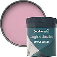 GoodHome Durable Hyogo Matt Emulsion paint 0.05L Tester pot