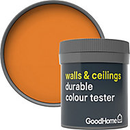 GoodHome Durable Valencia Matt Emulsion paint 50ml Tester pot