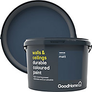 GoodHome Durable Vence Matt Emulsion paint, 2.5L