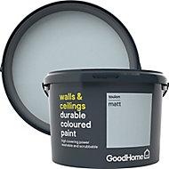 GoodHome Durable Toulon Matt Emulsion paint, 2.5L