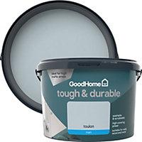 GoodHome Durable Toulon Matt Emulsion paint 2.5L