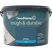 GoodHome Durable Antibes Matt Emulsion paint 2.5L