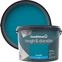 GoodHome Durable Marseille Matt Emulsion paint 2.5L