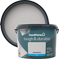 GoodHome Durable Philadelphia Matt Emulsion paint 2.5L
