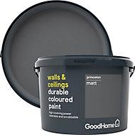 GoodHome Durable Princeton Matt Emulsion paint, 2.5L