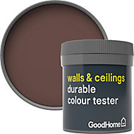 GoodHome Durable Manzanillo Matt Emulsion paint, 0.05L Tester pot
